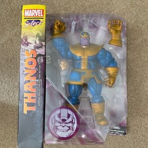 Marvel Select Thanos and Mistress Death